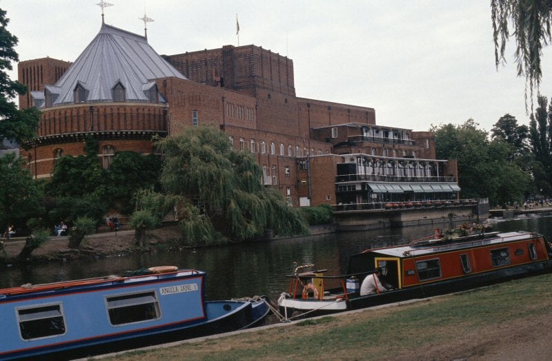 Transporte en Royal Shakespeare Theatre