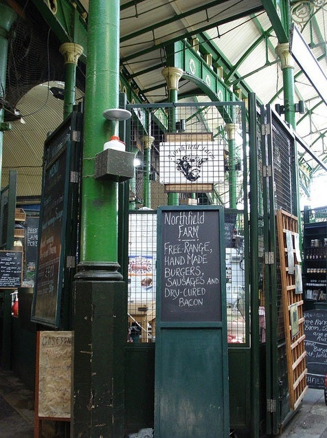Negocio en Borough Market