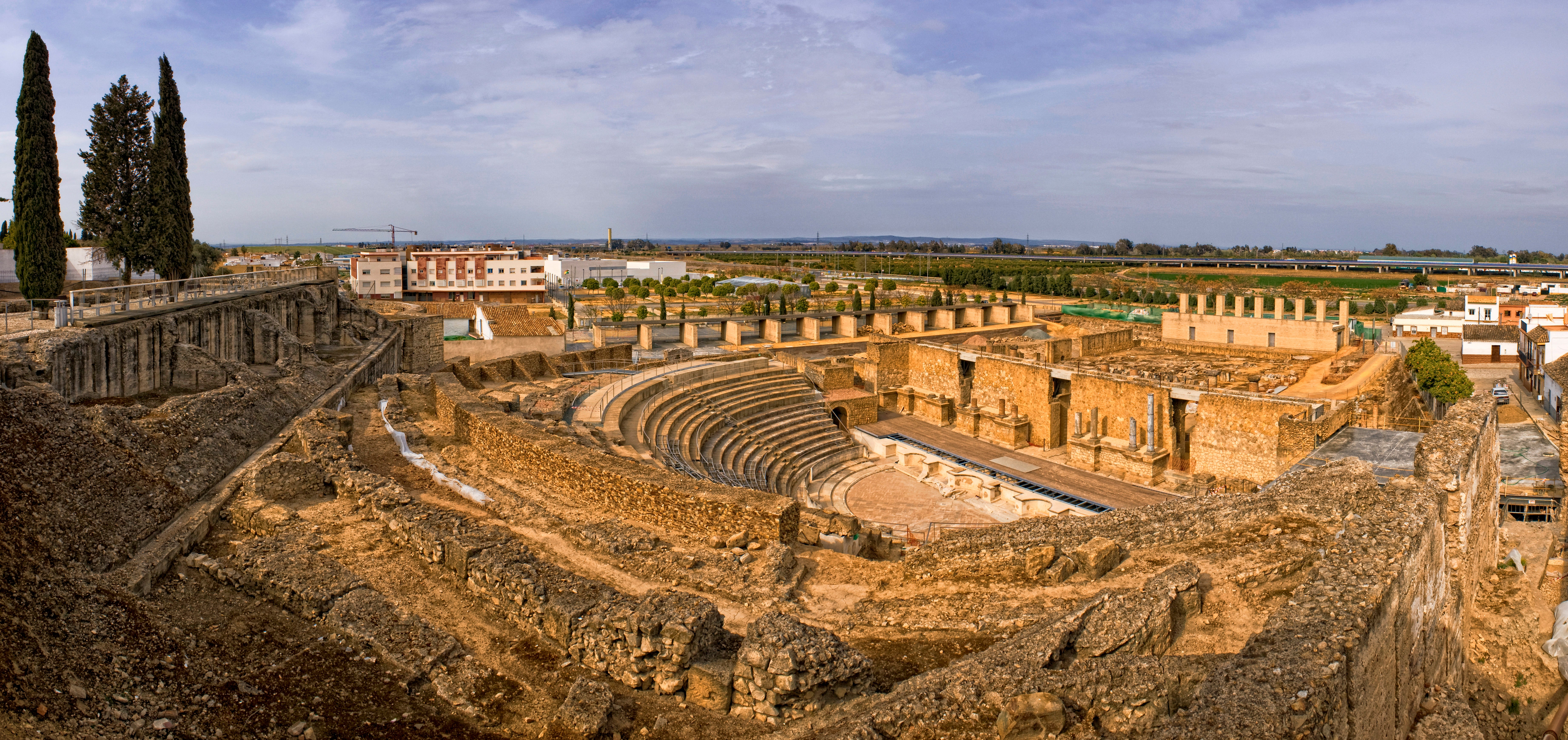 Archaeological site of Italica