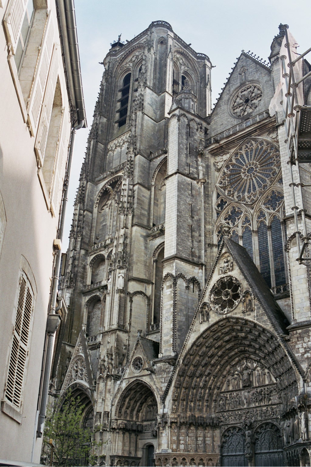 Catedral de Bourges