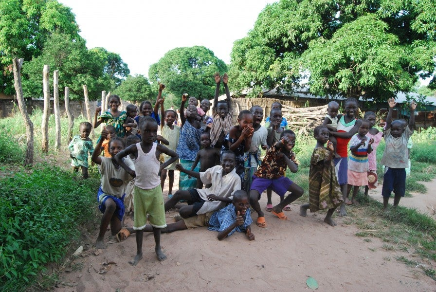 Villages of the Gambia