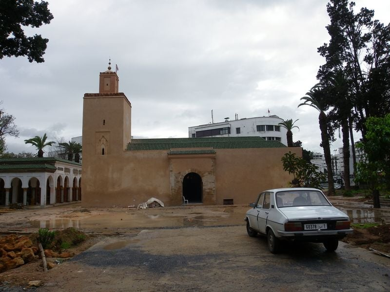 Mezquita Moulay Slimane