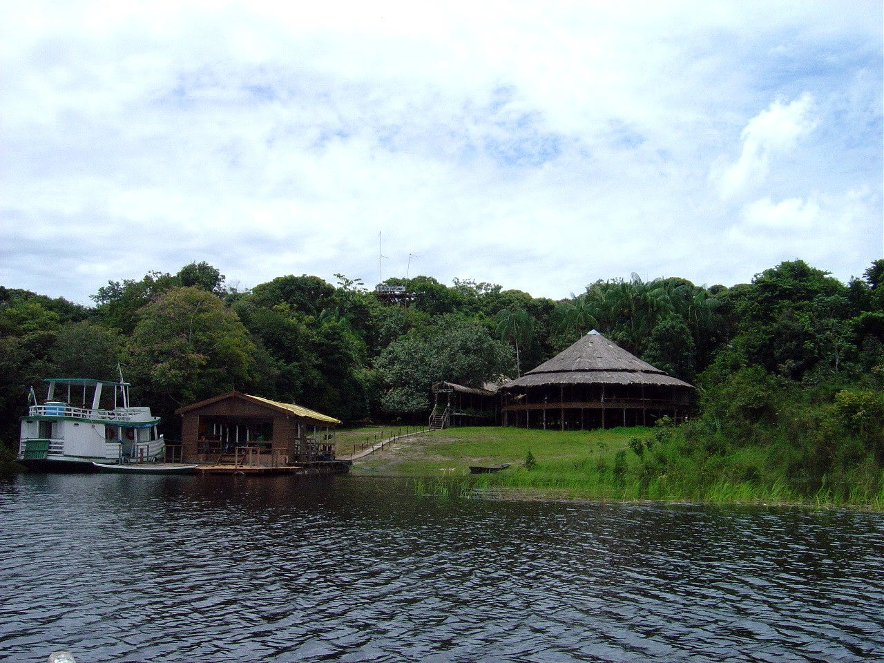 Eco-lodge Acajatuba