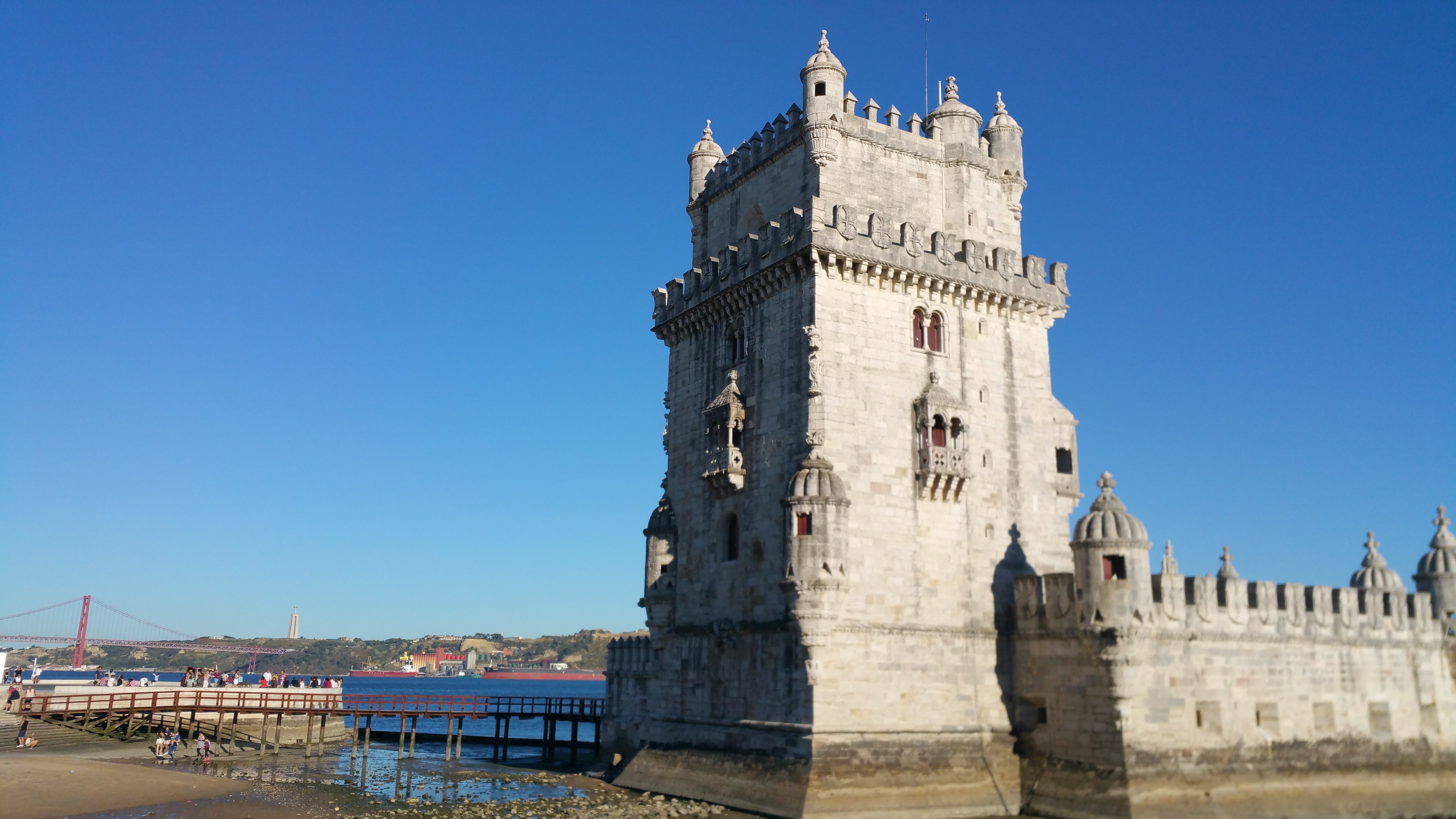 Tourist Attraction in Belém Tower