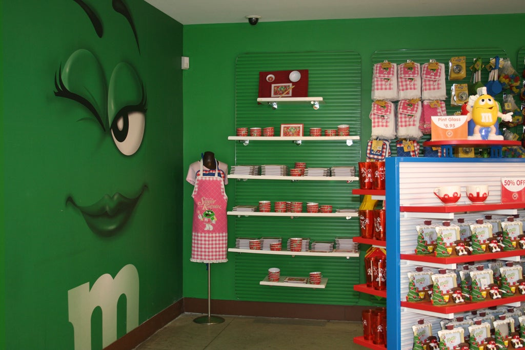 Aula en M&M'S World