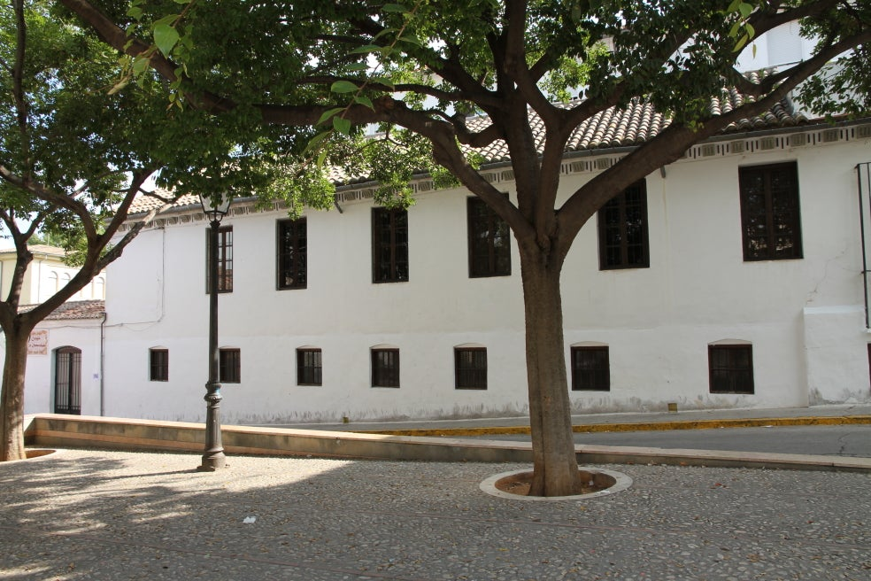 Ex-convent of San Onofre the nou