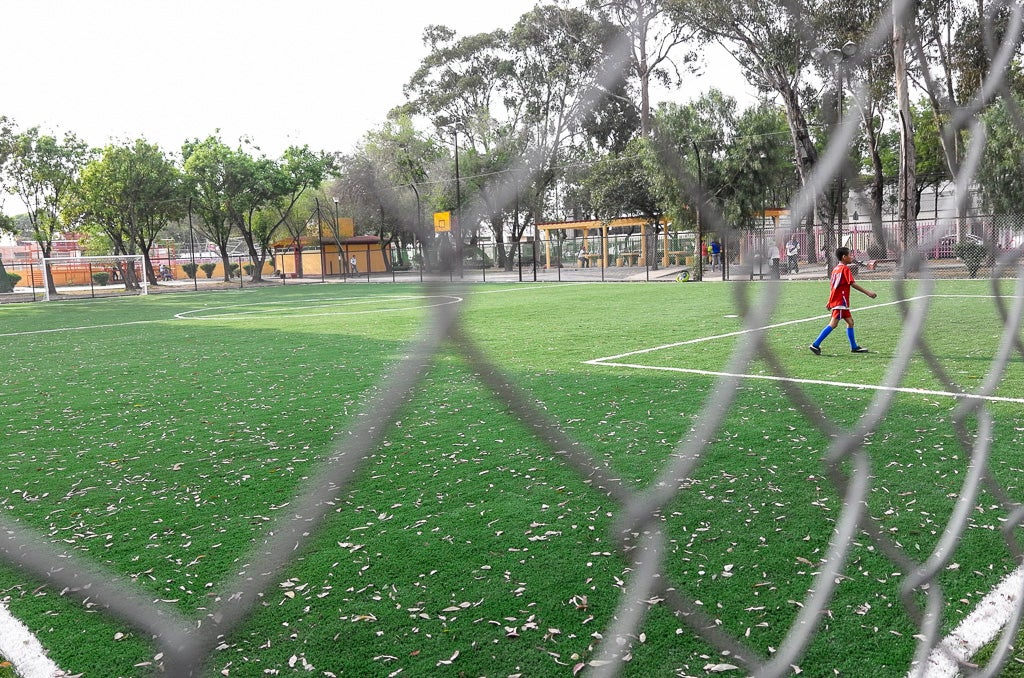 Polideportivo Culhuacanes