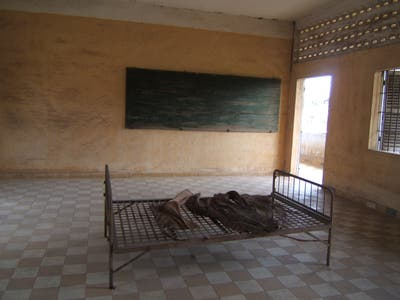 Museu do Genocídio Tuol Sleng