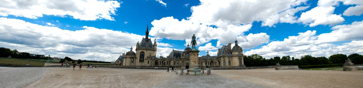 Castillo de Chantilly