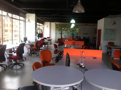 Hubbog Co-Working