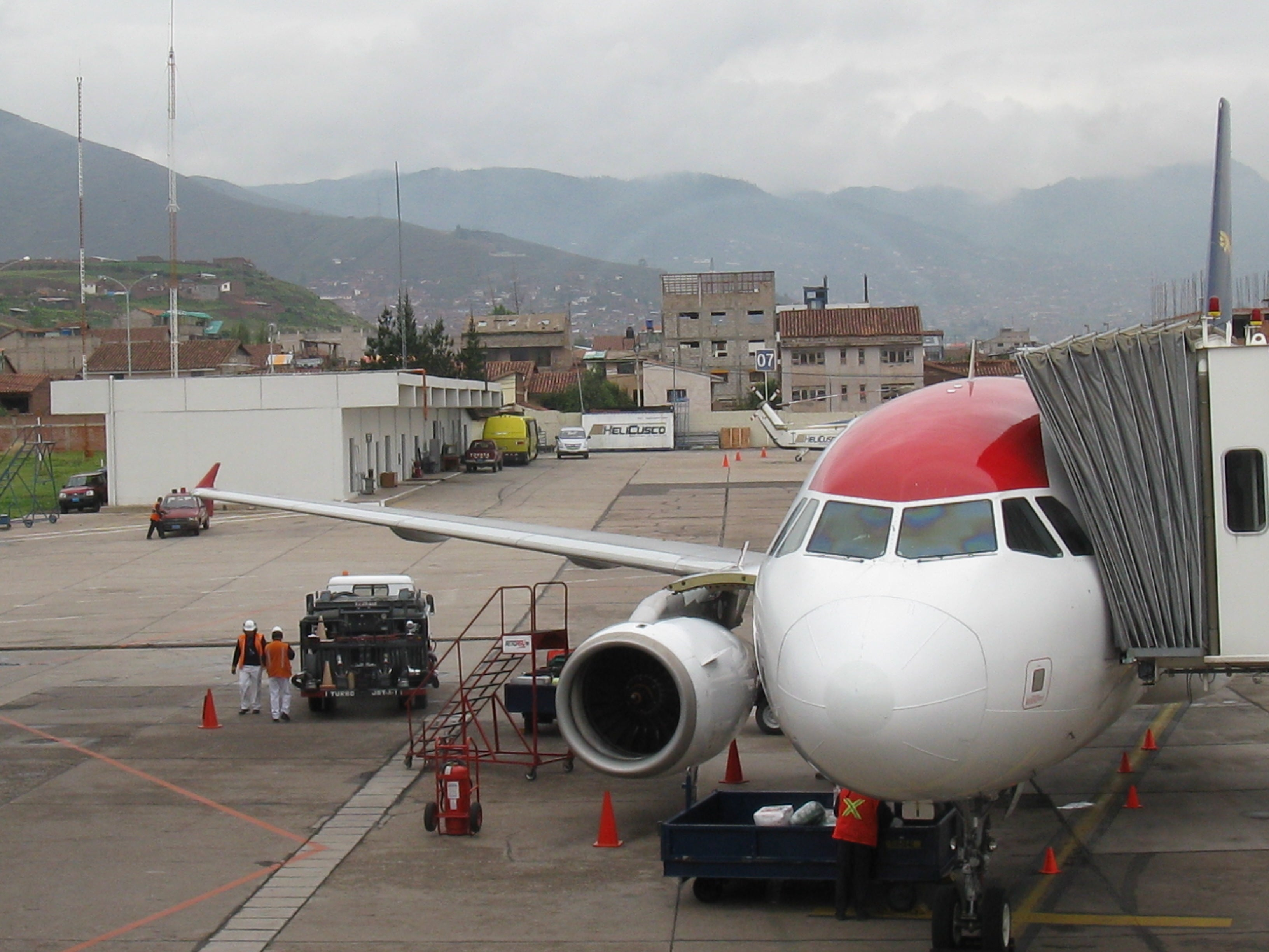 Jorge Chávez International Airport
