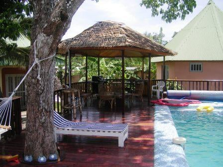 Kribi guesthouses hotel