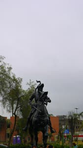 Monumento a Francisco Pizzaro