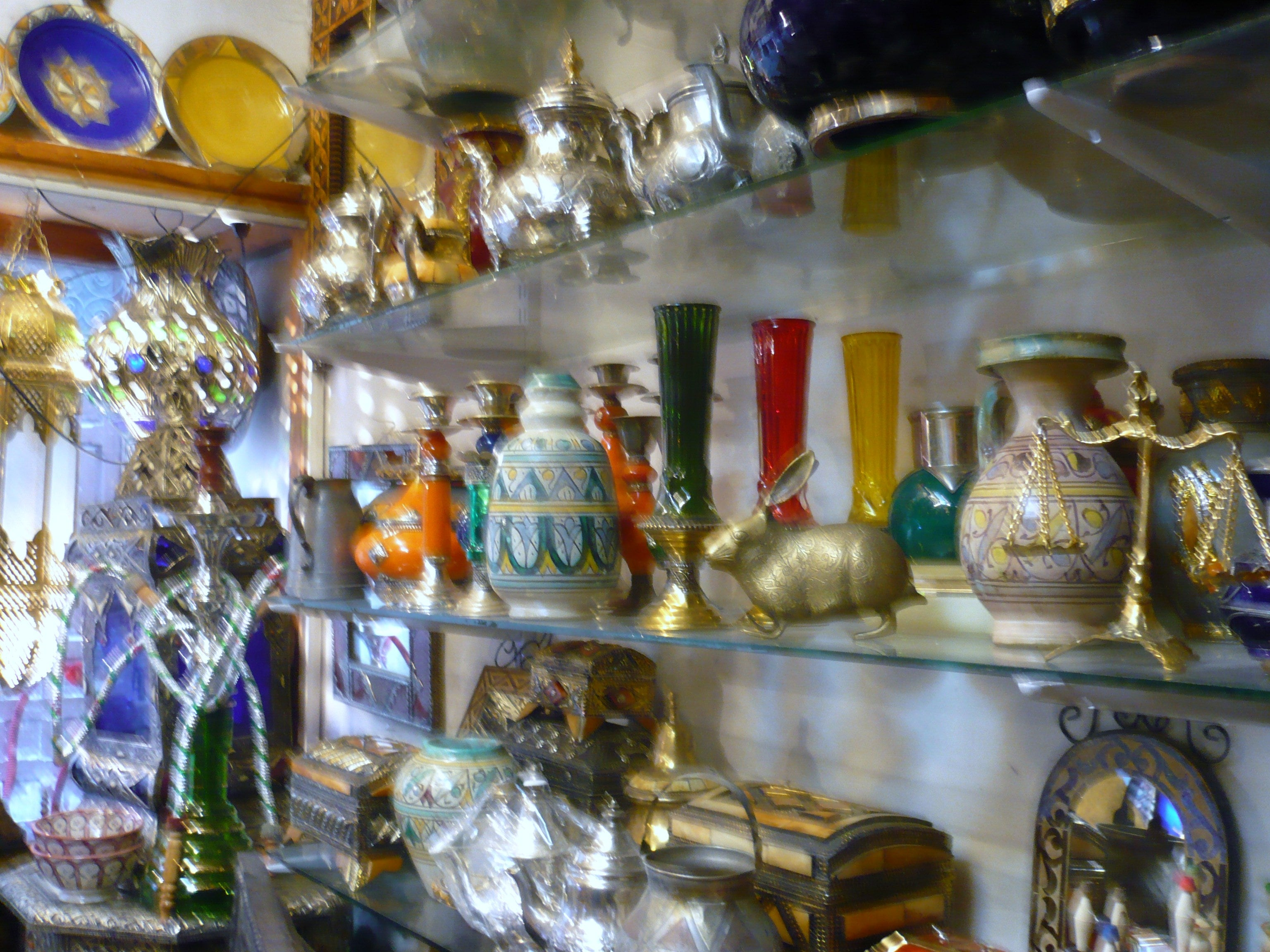 Al Kasaba: Arab Crafts