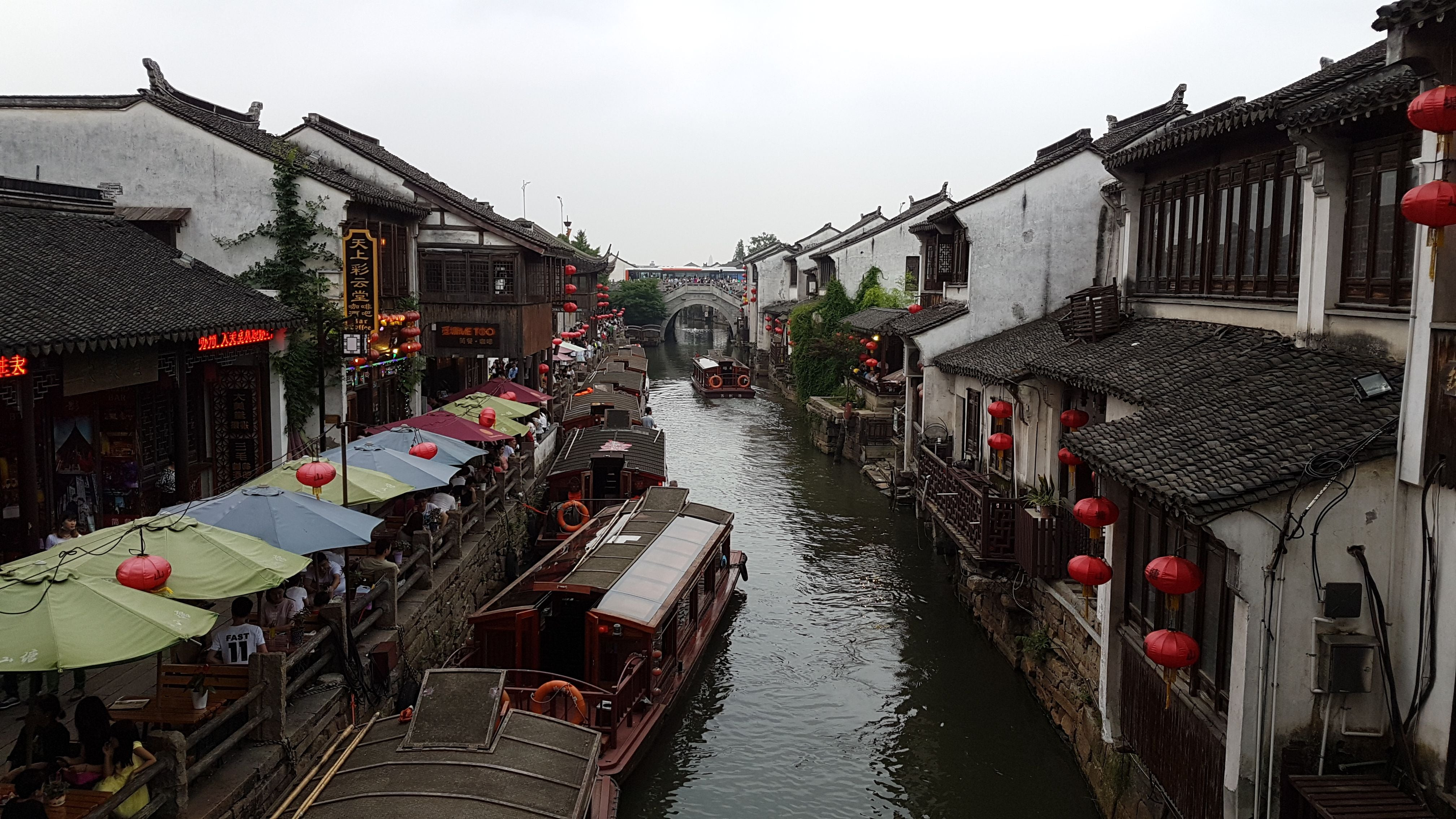 Suzhou Canals (boat trip)