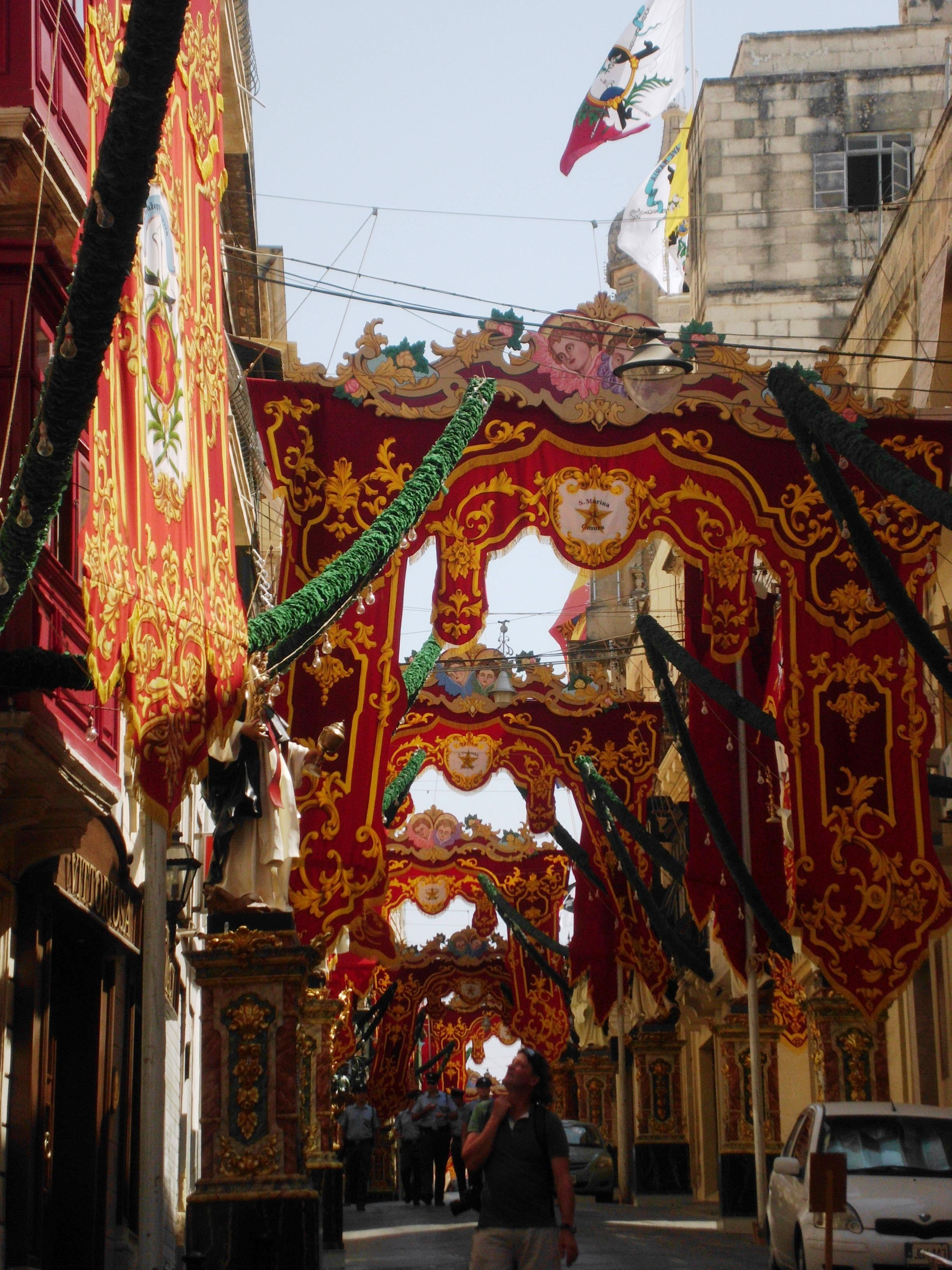 A Walk through Vittoriosa