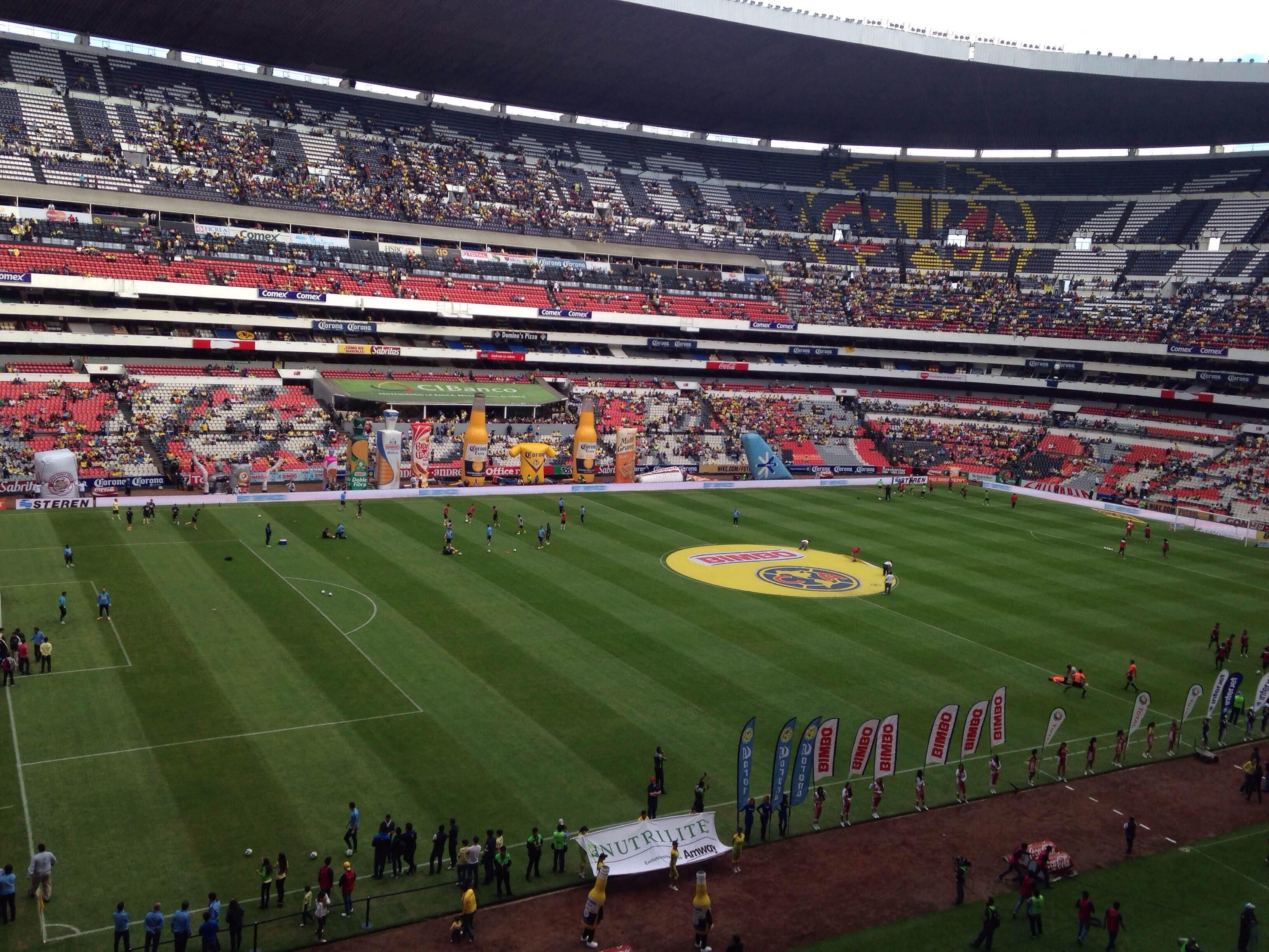 Evento multideportivo en Estadio Azteca