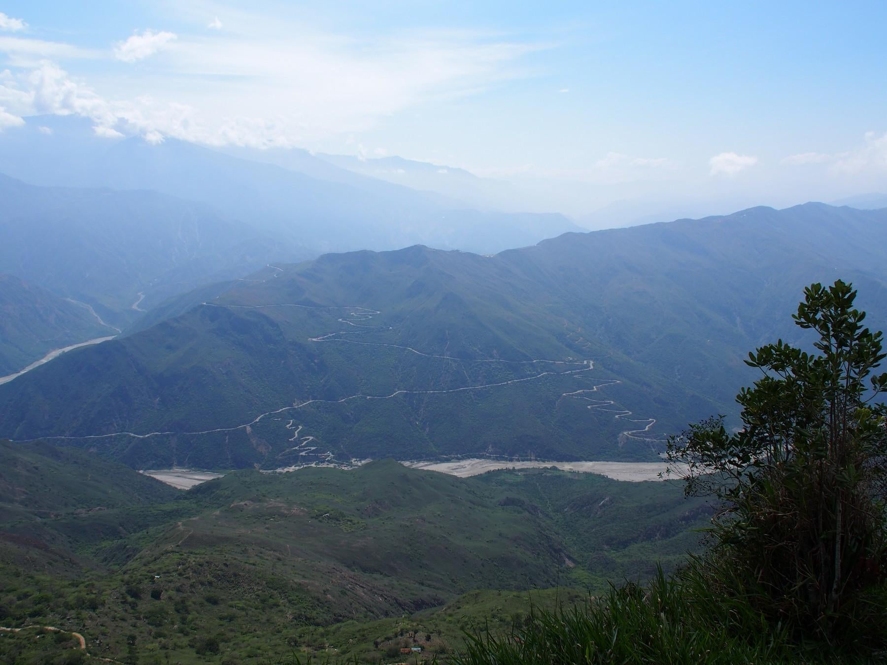 Chicamocha Viewpoints