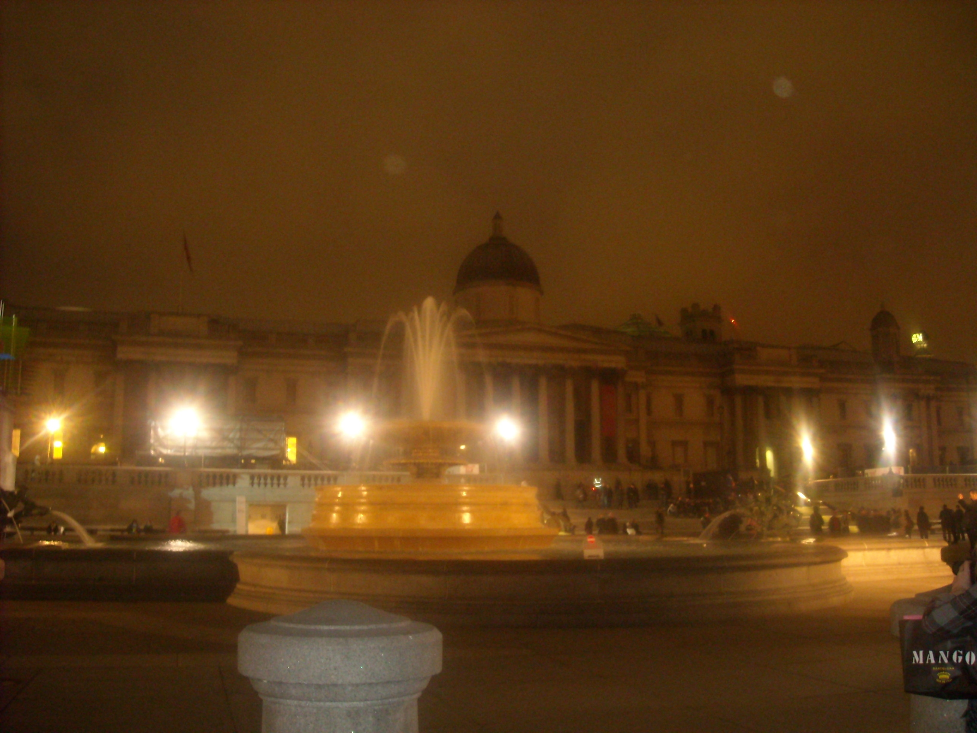 Invierno en National Gallery