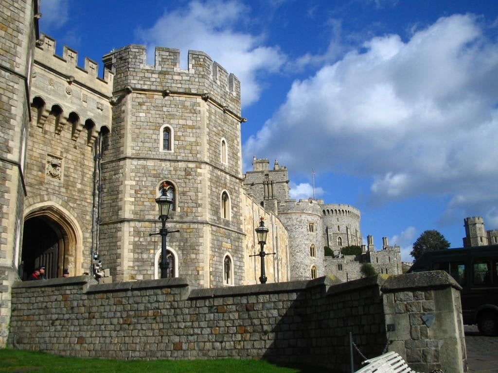 Catedral en Castillo de Windsor
