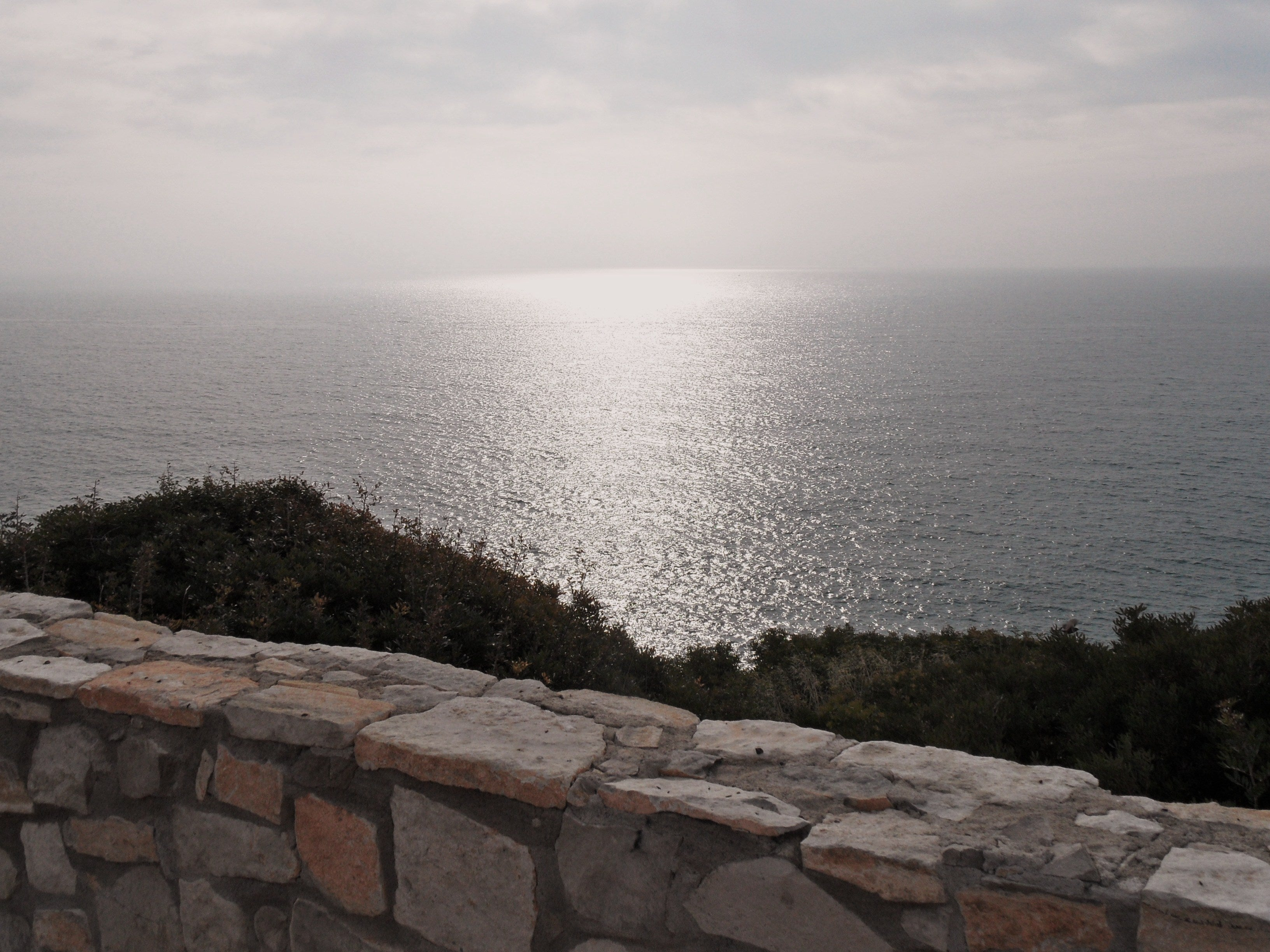 Viewpoints of El Garraf