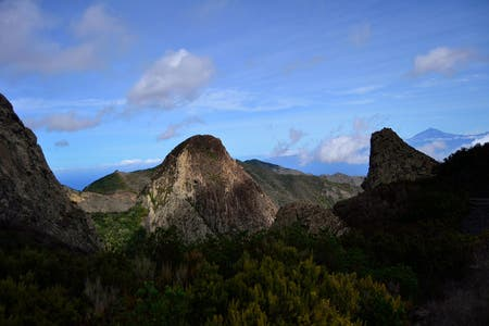 Los Roques viewpoint