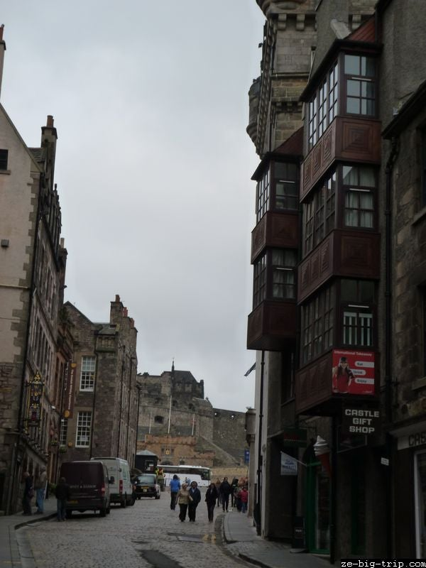 Torre en Royal Mile
