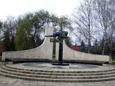 Monuments of the Transnitrie war heroes