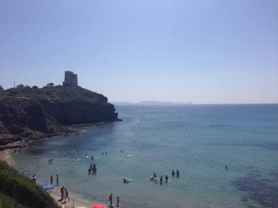 Playas de Capo Sperone
