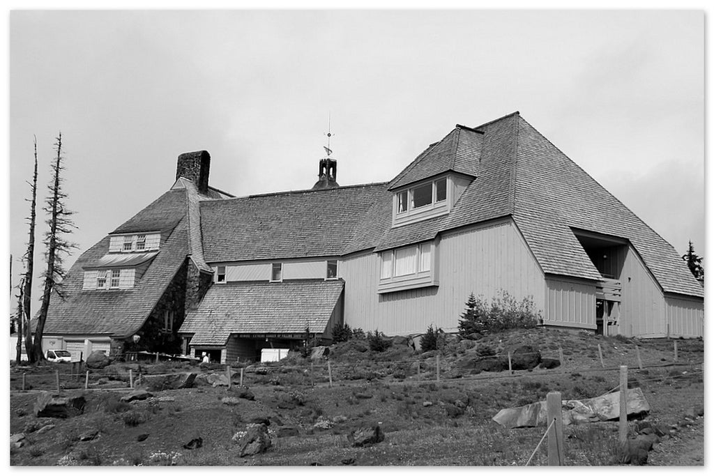 Hotel Timberline Lodge en Monte Hood