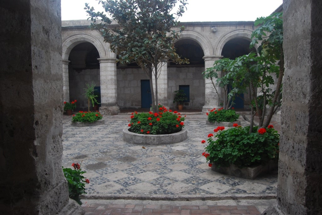 Patio en Arequipa