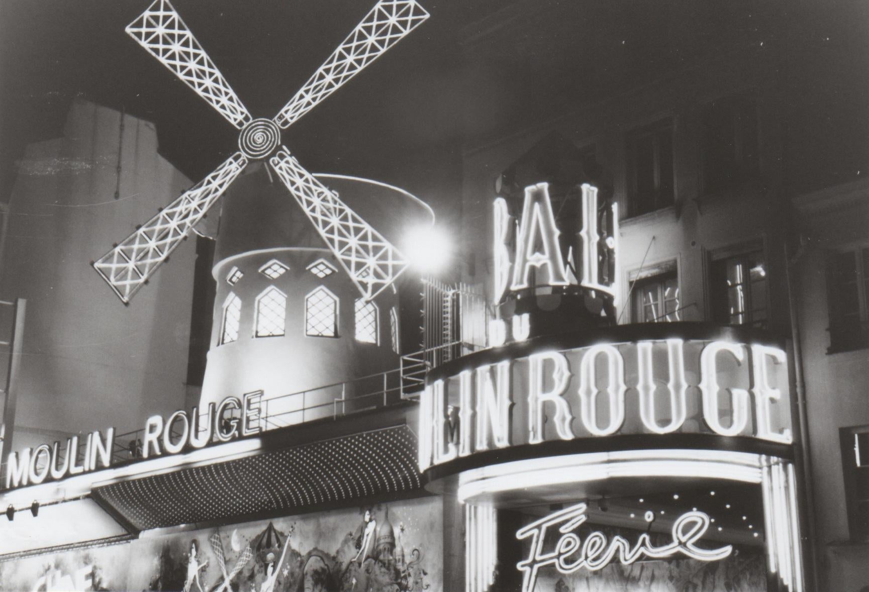 Skyline en Moulin Rouge
