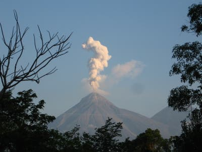 The Volcan of Fire