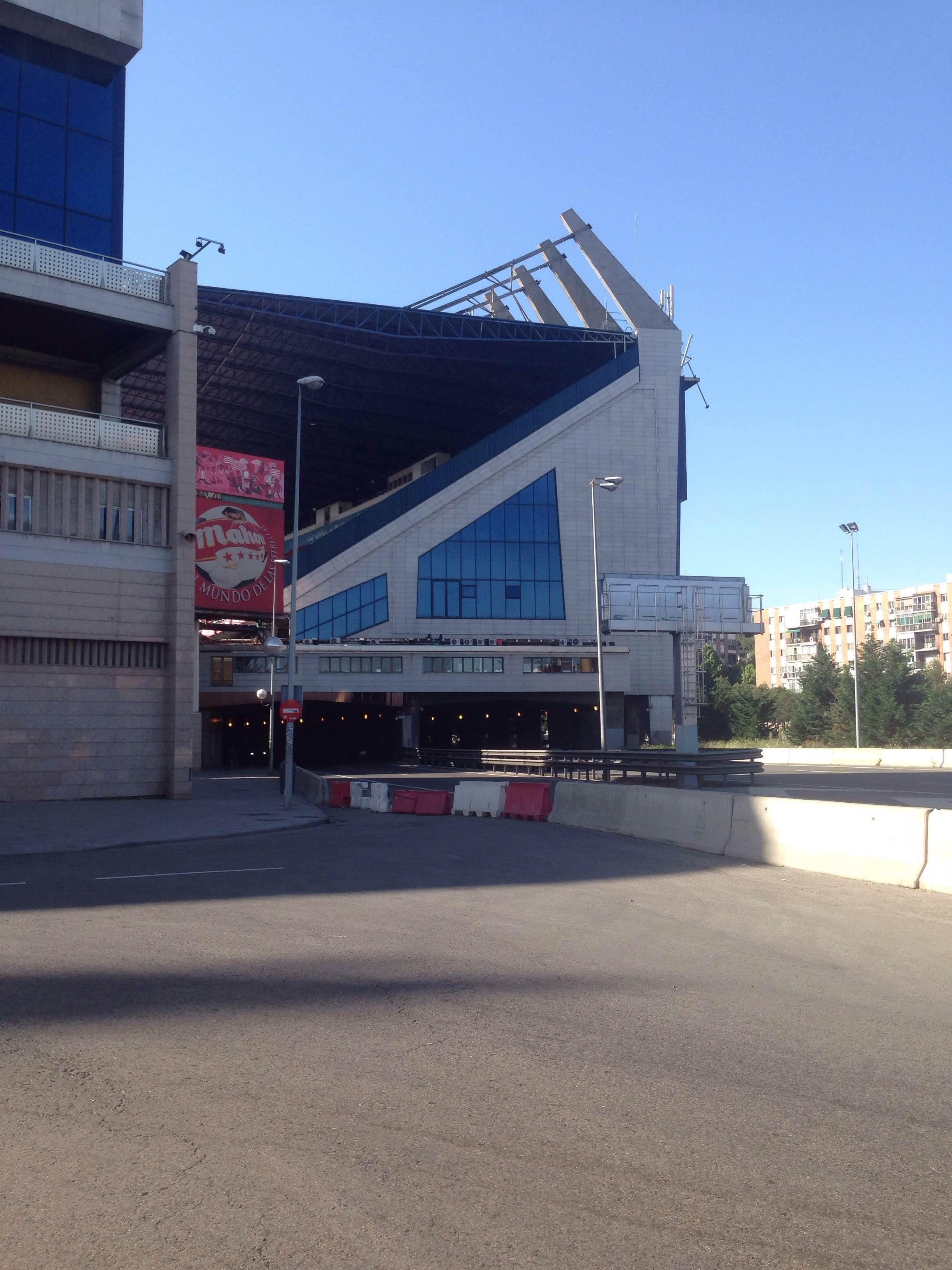 Transporte en Estadio Vicente Calderón