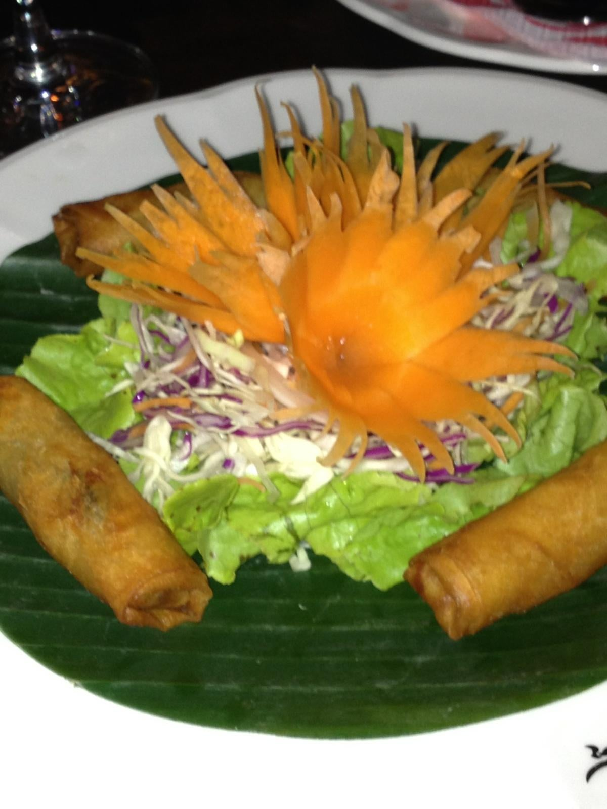 Comida en Joe Louis: The Art Of Thai Cousine