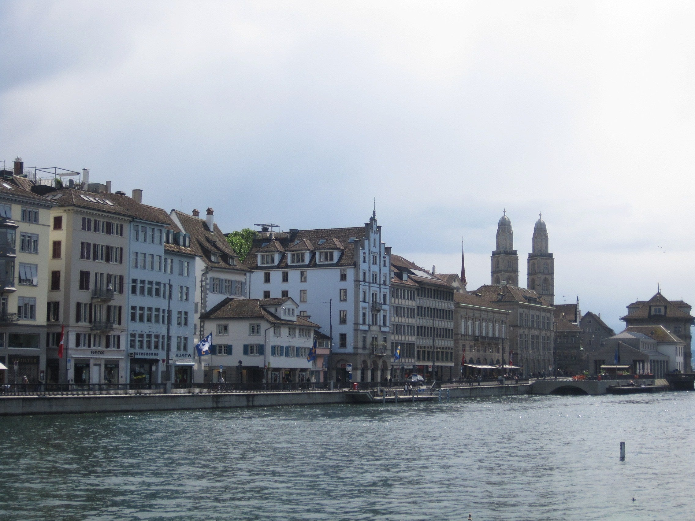 Mar en Grossmünster