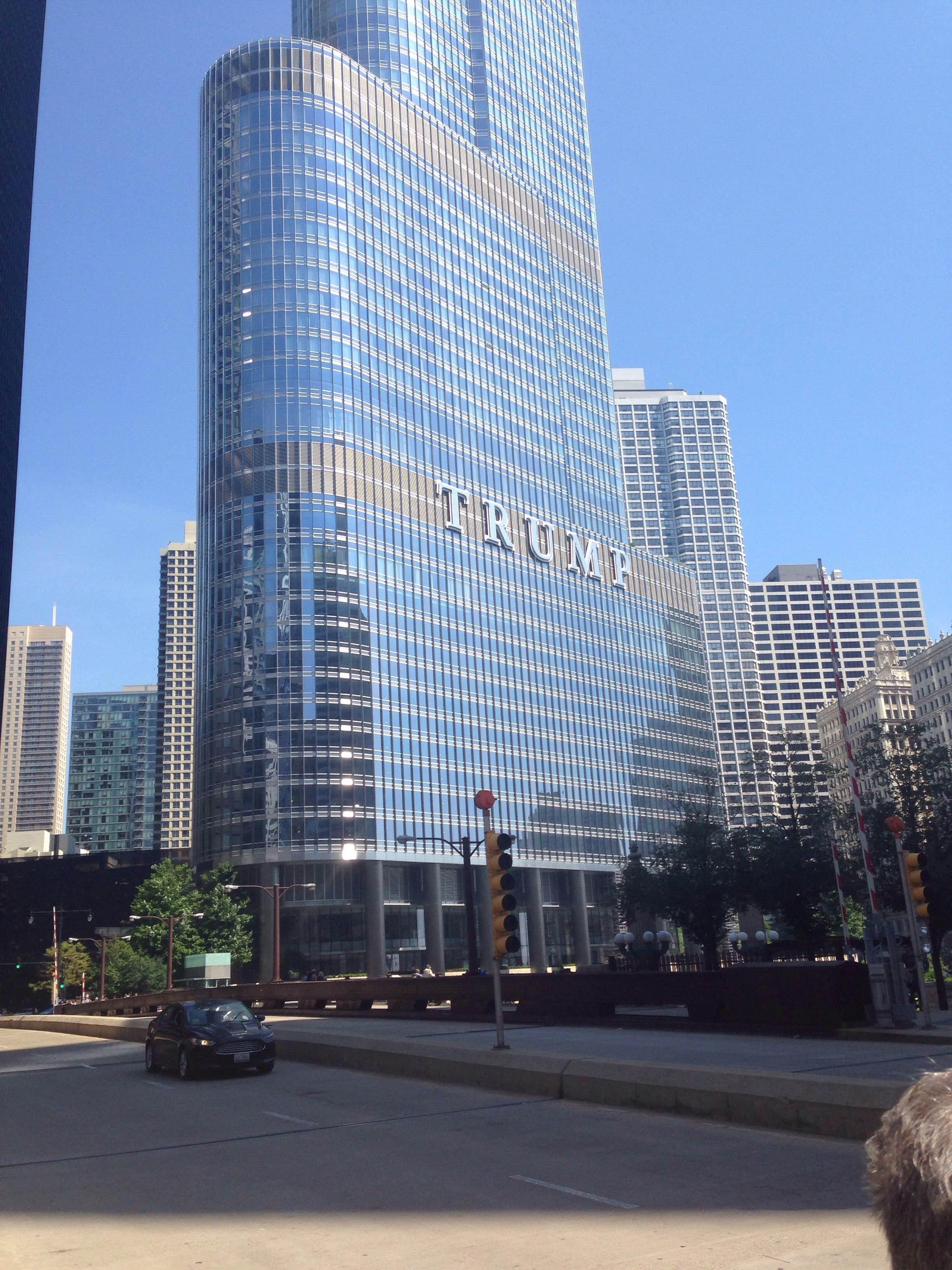 Plaza en 77 West Wacker Drive