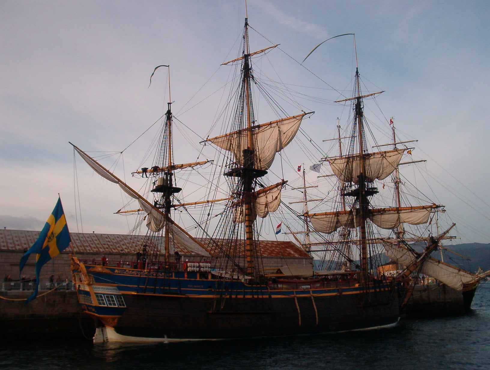 La Tall Ships Atlantic Challenge