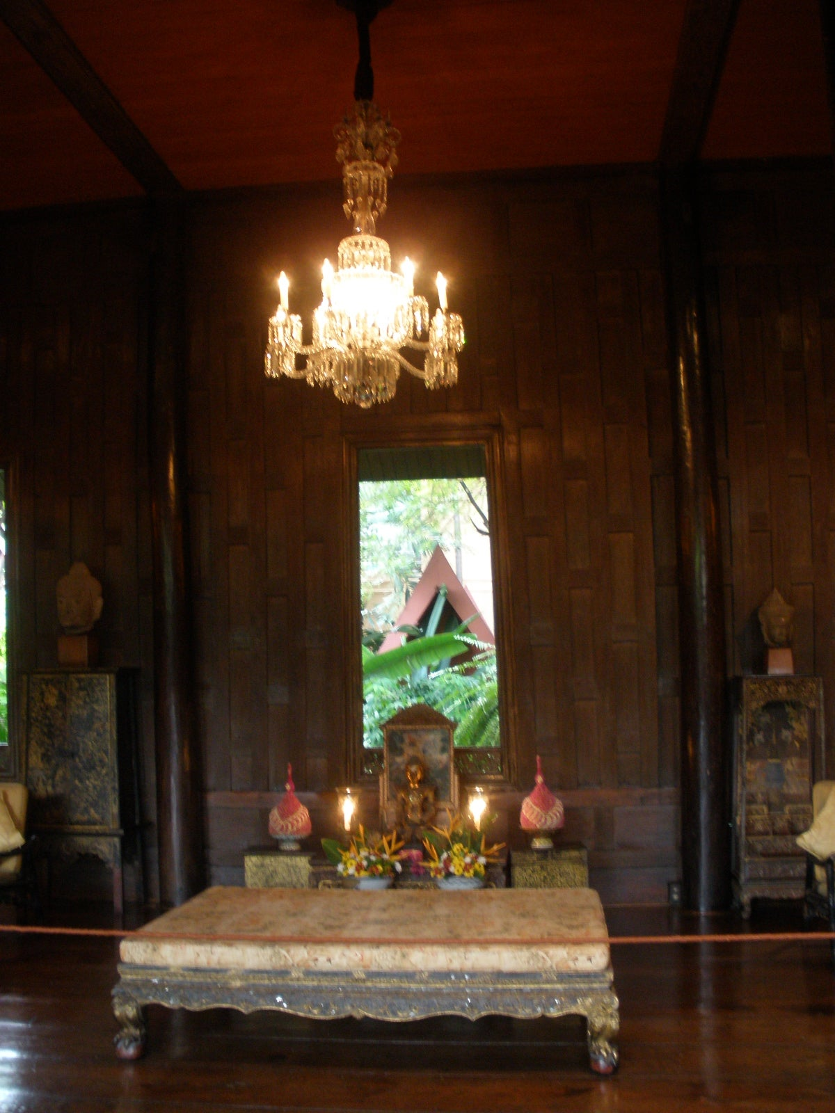 Iglesia en Casa de Jim Thompson