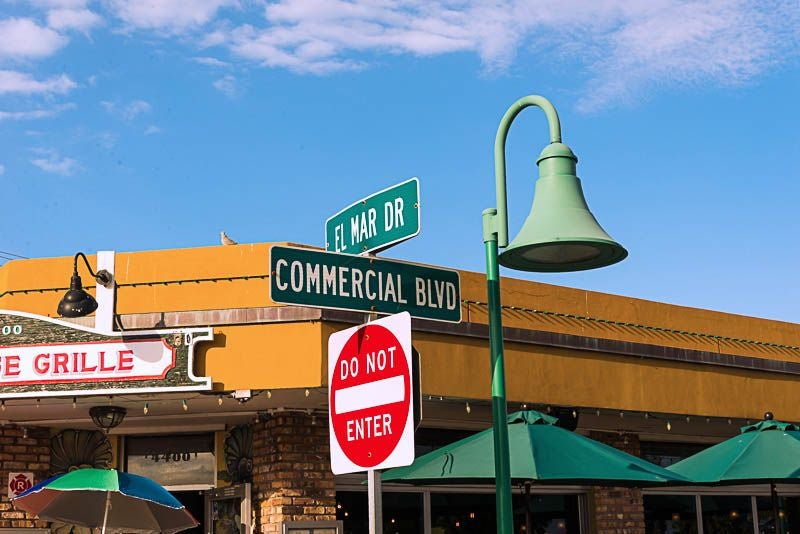 Commercial Blvd