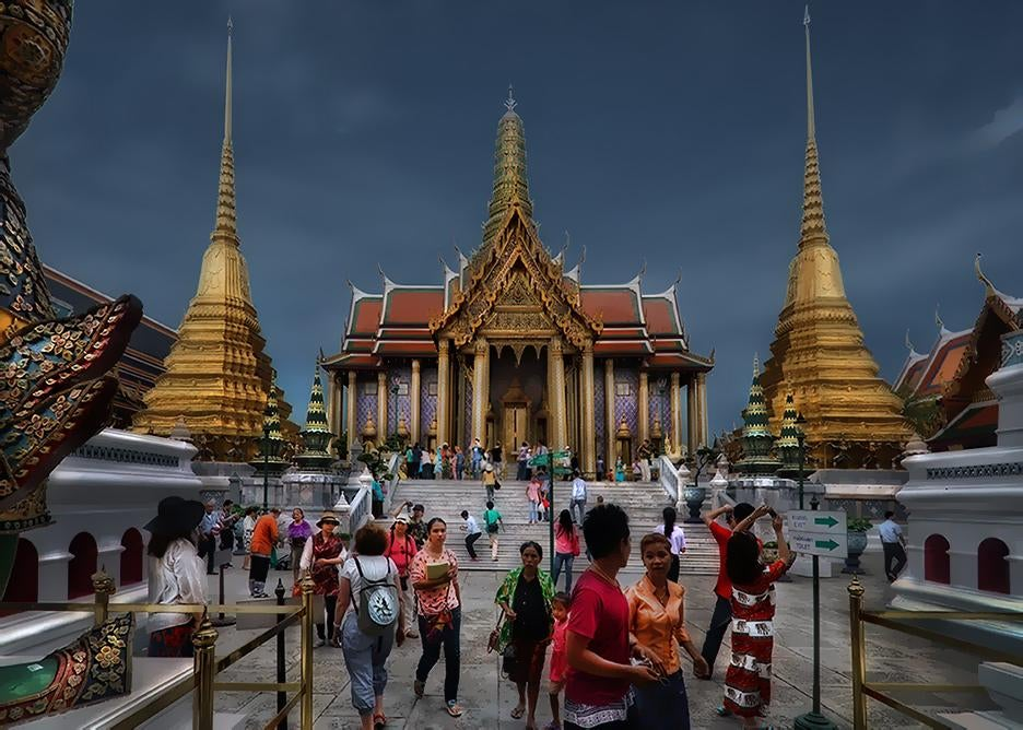 Grand Palace of Bangkok