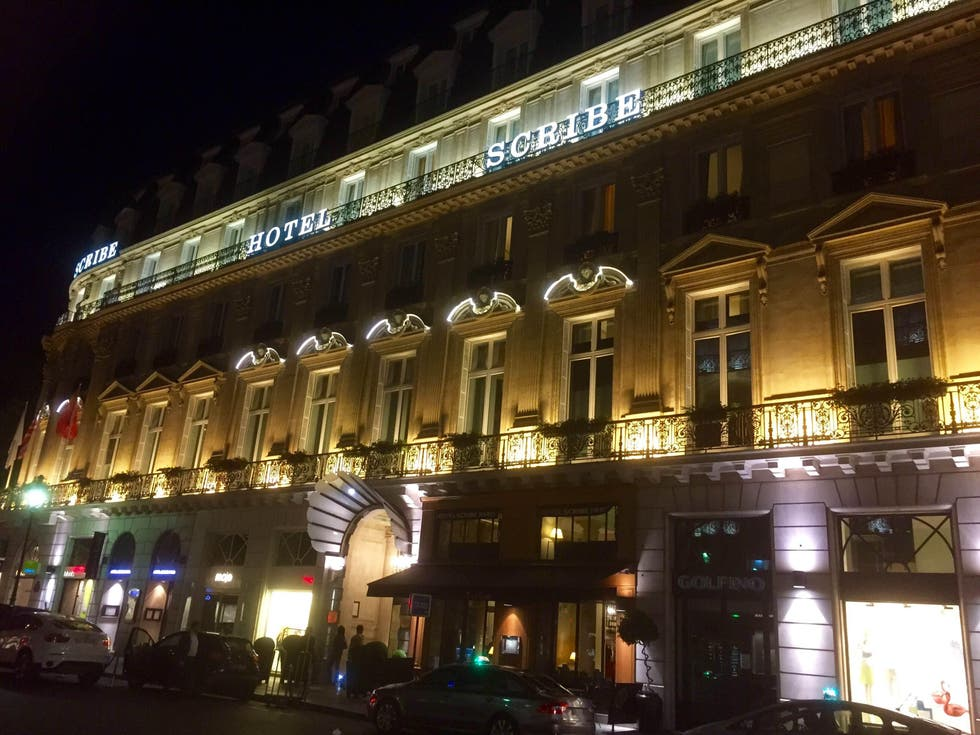 Photos Of Downtown In Hotel Scribe Paris Opera By Sofitel