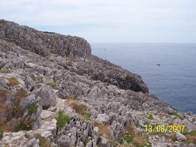 Fortini Coastal Walk
