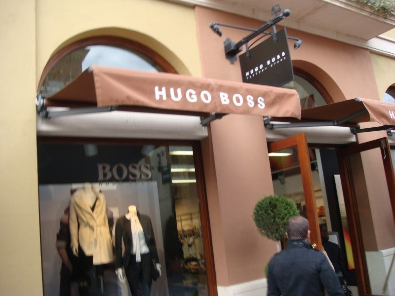 Negocio en Las Rozas Village outlet shopping
