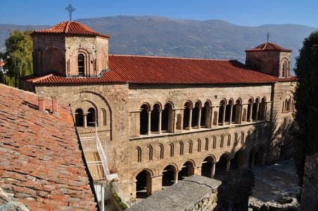 Hagia Sophia Church (Ohrid)
