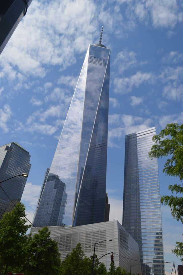 Rascacielos en World Trade Center Site