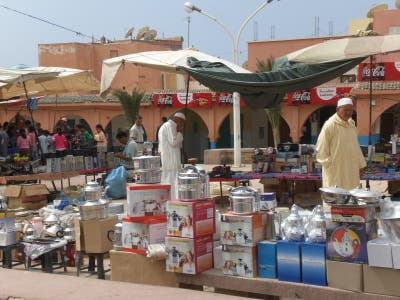 Taghazout Market