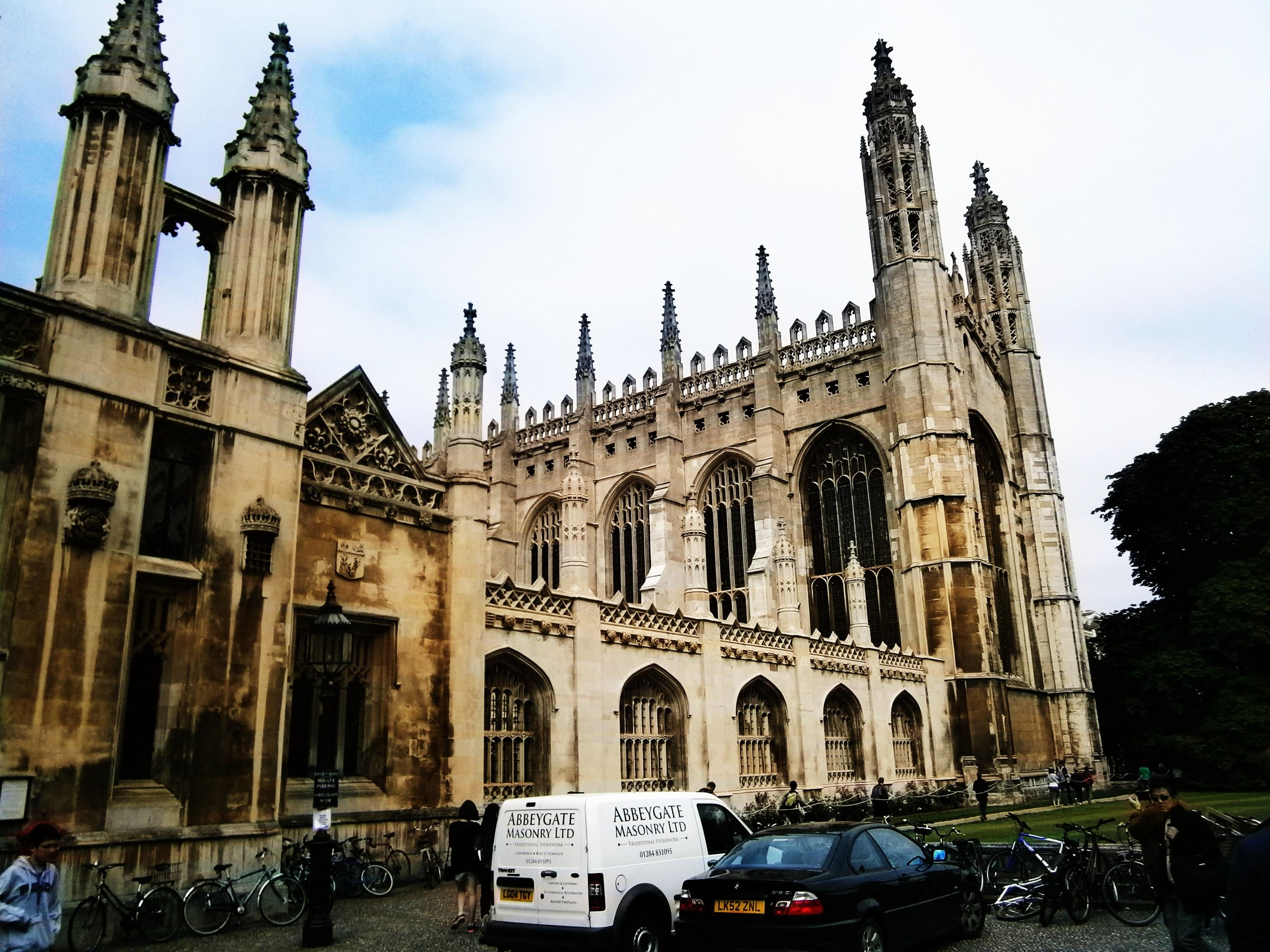 Edificio en King's College