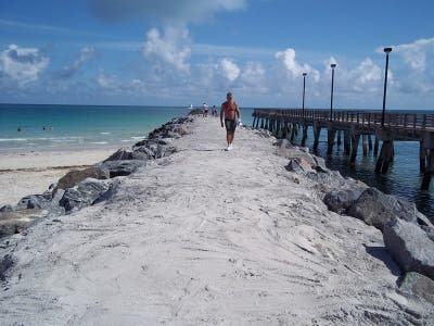 The Jetty at South Pointe Park