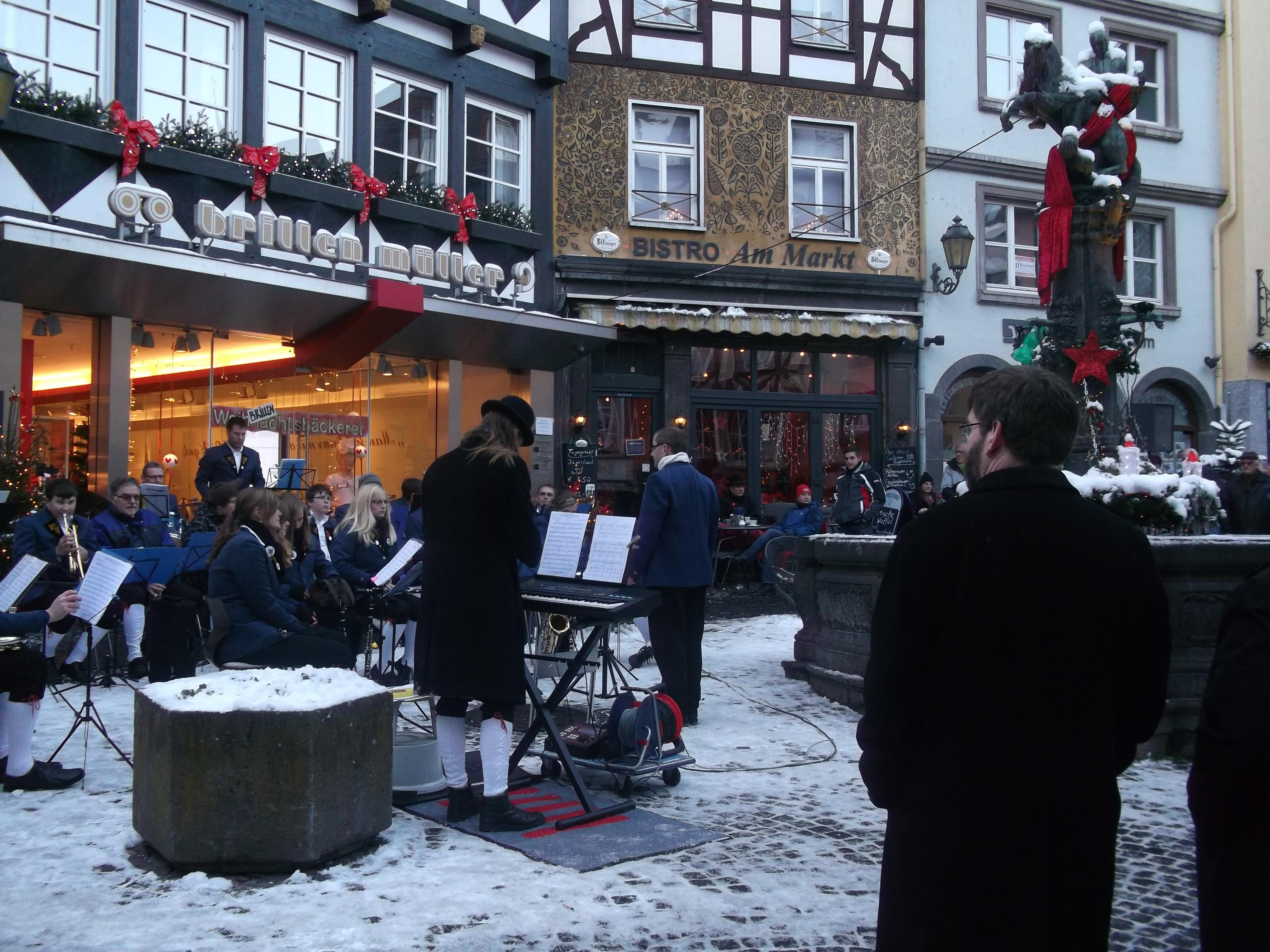 Christmas Market in Cochem